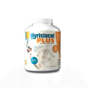Specially formulated to support joint health for athletes and others.
