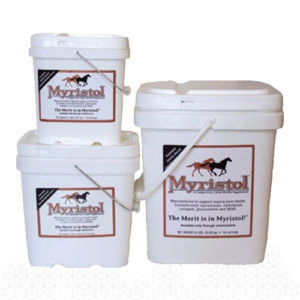 Improve your horse's longevity and performance with Myristol's joint health supplements.